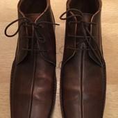 Мужские ботинки дерби осень-зима натуральная кожа Todd Bames, 44/43(29,5)