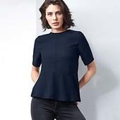 Стильная, элегантная блузка из крепа от Tchibo (германия) размер 42 евро