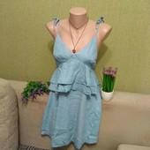 Очень лёгкое,стильное платье ,100% лиоцелл