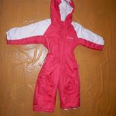 чит описание! р. 80-86-92, термо комбинезон, Snow Girl, Франция, теплый зимний лыжный комбинезон