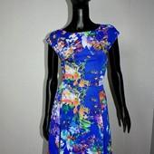 Качество! Красивое летнее платье/удлиненная спинка от Wallis в новом состоянии