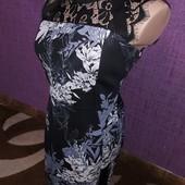 ❁ Шикарное платье с кружевом Dorothy Perkins р. Uk10