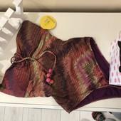 Atlantic Качественный брендовый купальник в изумительной расцвете Матовый ! Дорого смотриться