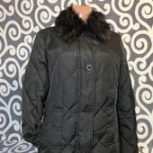 Шикарная курточка-пуховик Fuchs Schmitt для стильных модниц. В идеальнейшем состоянии.