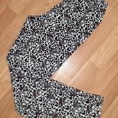 Домашние мягенькие флисовые штаны