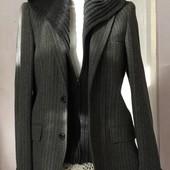 Супер Стильный пиджак с капюшоном S/M смотрите замеры