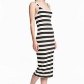 стильное платье майка от H&M