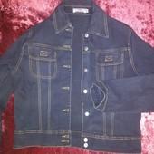 Джинсовая куртка, ХЛ