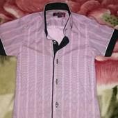 Детская рубашка, р. 98