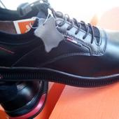 повністю шкіряні кросівки 40-45 р шт / інші моделі в моїх лотах!