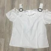 ☘ Лот 1 шт ☘ Блуза з відкритими плечами від Gina Benotti (Німеччина), розмір L 44/46