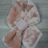 ☘ Лот 1 шт ☘ Хутряний шарф від Supertrash (Німеччина), розмір 128