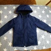Демисезонная куртка, для мальчика на 3-4 года от Primark.