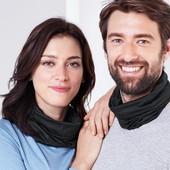 ☘ Багатофункціональний шарф-снуд 7 варіантів носіння від Tchibo (Німеччина), розмір універсальний