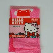 Лосины Hello Kitty, оригинал Дисней, размер 104/110