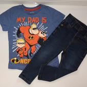Комплект на мальчика 1.5-2 года, фирма M&S+