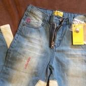 джинсы Кодекс на мальчика-122 размер
