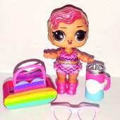 MGA Lоl. Оригинал... куколка+ одежда+ обувь+ аксессуары...1 комплект на выбор