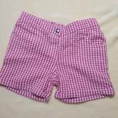 Легкие шорты на девочку 5-6лет