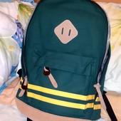 Рюкзак материал эко-полотно холщовое. 44х31х15см. новый в упаковке.