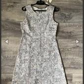 Платье cream 40p новое