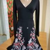 Плаття з квітами