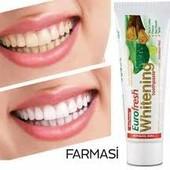 Зубная паста Отбеливающая с мисваком от Farmasi