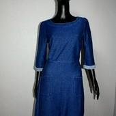 Качество! Стильное натуральное платье от бренда Joules в новом состоянии