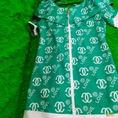 Брендовое платье Nikolo Polini