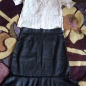 юбка и блузка для женщины 50р.