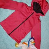 Шикарная спортивная кофта от Crane,на девочку 4-6 лет