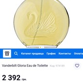 Глория Вандербильд Оригинал 100мл.Винтаж