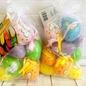 декоративные яйца на Пасху
