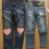Стильні джинси. Лот одні джинси. Розмір 104