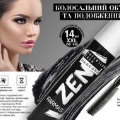 Туш для ресниц Zen от Farmasi, 8мл, оттенок чёрный