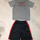 Мужские шорты +футболка, фирма. М-L