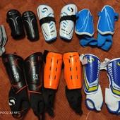 Футбольная защита, щитки для ног
