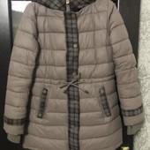 Зимняя добротная куртка,очень теплая,идеальное состояние