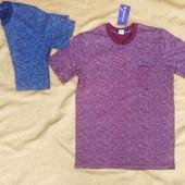 Мужская новая футболка 48,50,52,54