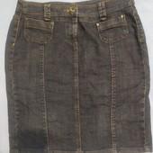 Джинсовая юбка, состояние идеальное