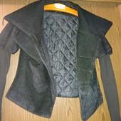 Шикарное пальто, хорошее состояние