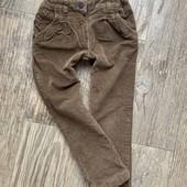 Утеплённые штаны Polomino 110 см рост