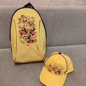 Рюкзак и кепка Симпсоны The Simpsons в идеальном