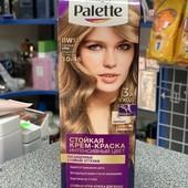 Краска Pallete BW10 Пудровый блонд