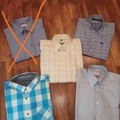 Качественная рубашка с коротким рукавом