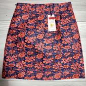 Фирменная новая красивая юбка р.12 евро 34