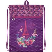 Сумка для обуви с карманом Kite Education Paris K19-601M-7