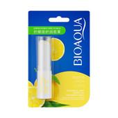 Увлажняющий бальзам с экстрактом лимона . новый. 2,7 грамм