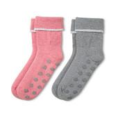 ☘Лот 1 пара☘ М'які теплі антиковзні носочки від Tchibo (Німеччина), розміри: 39-42