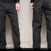 Классические мужские джинсы 30-33